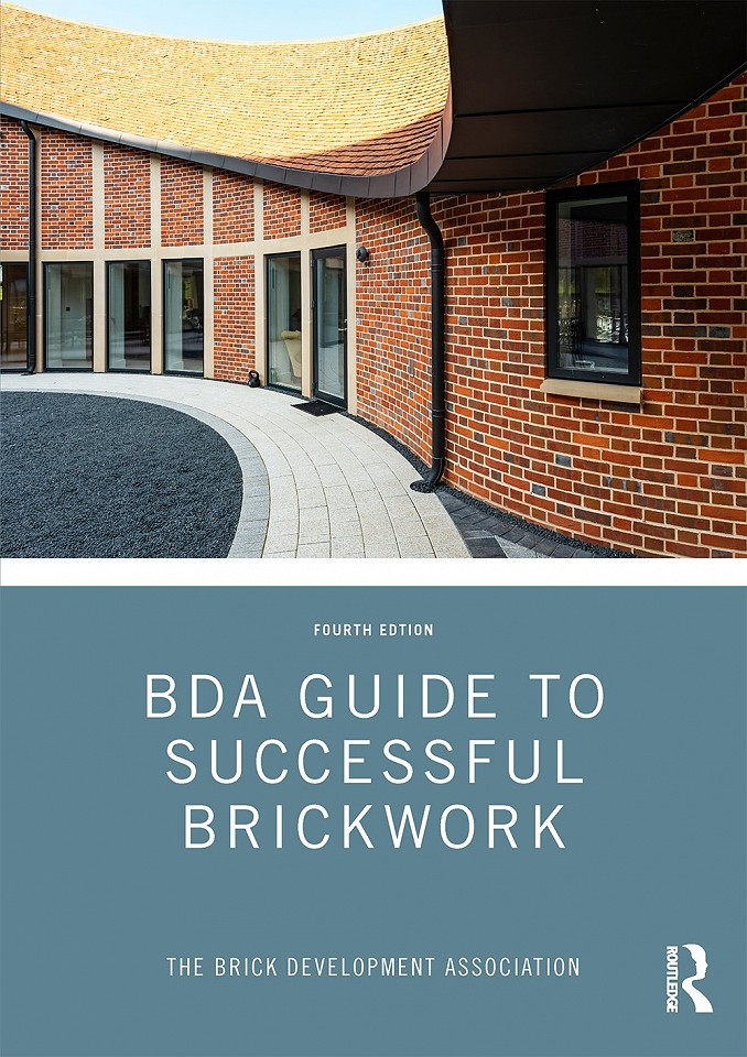 New Guide to Successful Brickwork available for pre-order